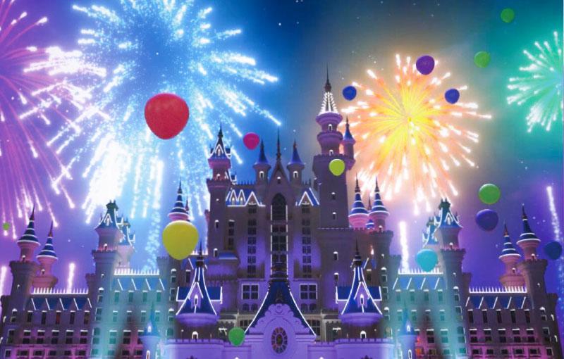 8月11、18日,热高乐园7周年庆典晚会,声势浩大的烟花盛典,极致的视听享受,机会难得一定不容错过。